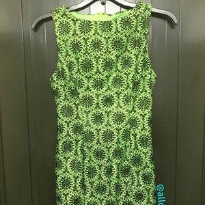 Nikibiki Green and Black Lace Dress Size M